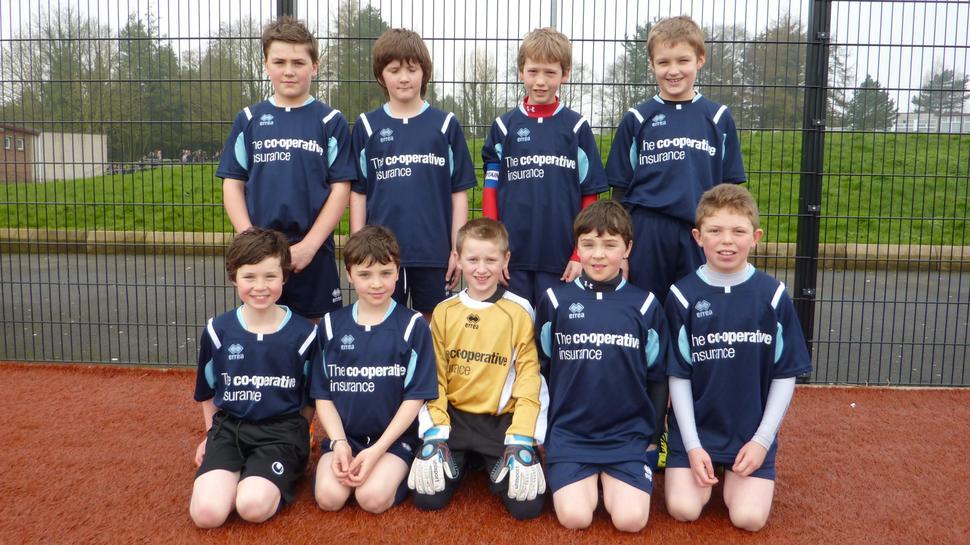Boys' Football Team