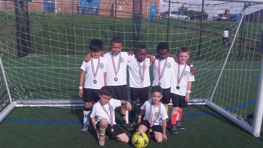 Winning team!