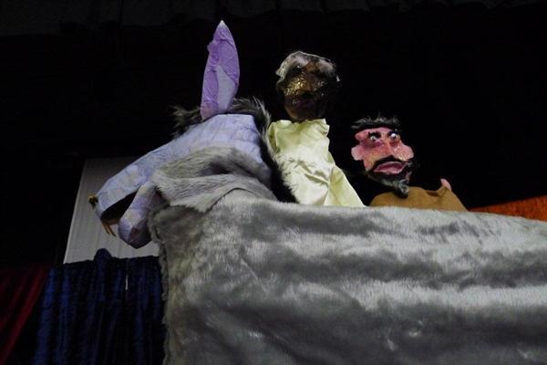 Puppet Nativity Photographs
