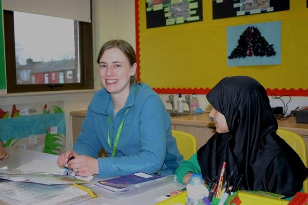 Mrs H Mounsey- Reception Teacher