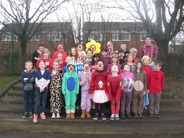 Red Nose day 2013