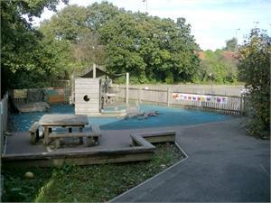 Reception Play Area