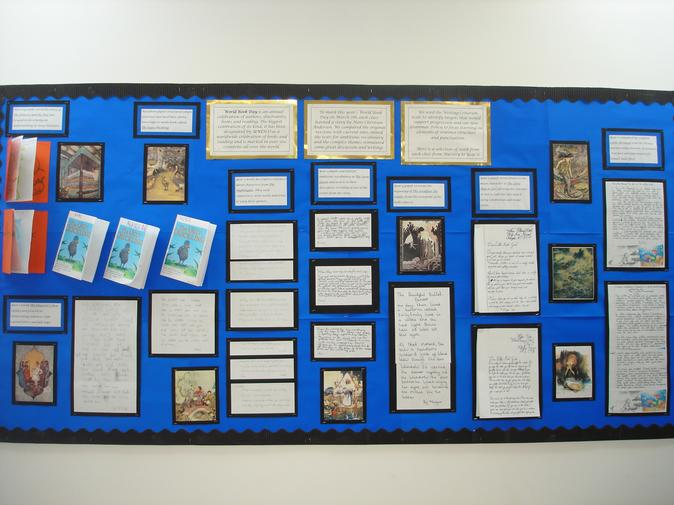 Writing from Nursery to Year 6  - Spring 2013