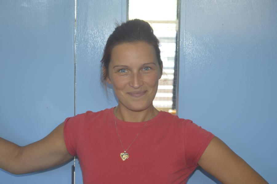 Mrs Wosinska - Building Supervisor