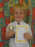 Speakman Cups for Achievement Summer term 2013 6