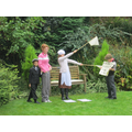 Learning to use semaphore to send messages