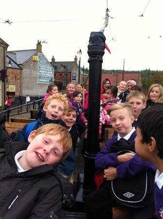 Beamish - The Tram Home (Oct 13)