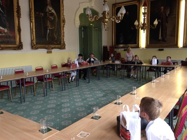 Chairman's Meeting Room
