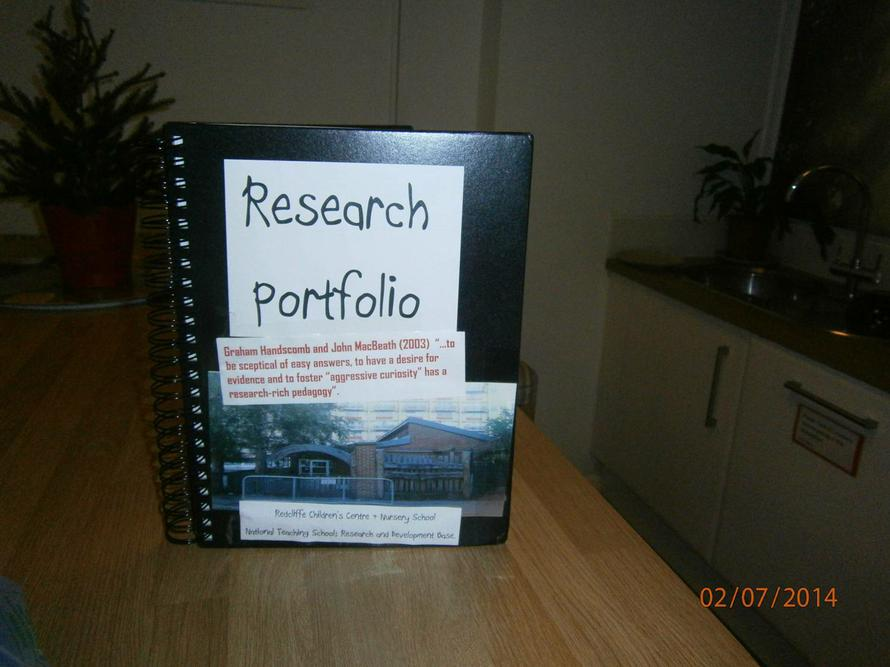 Research Portfolio - A Summary of all our Research
