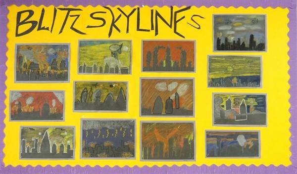 The Blitz Skyline