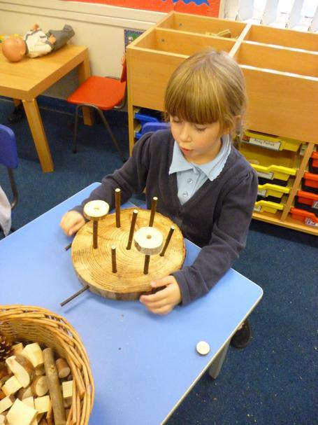 """I have made a cake"""