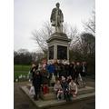 Location 4 - William Rathbone Statue