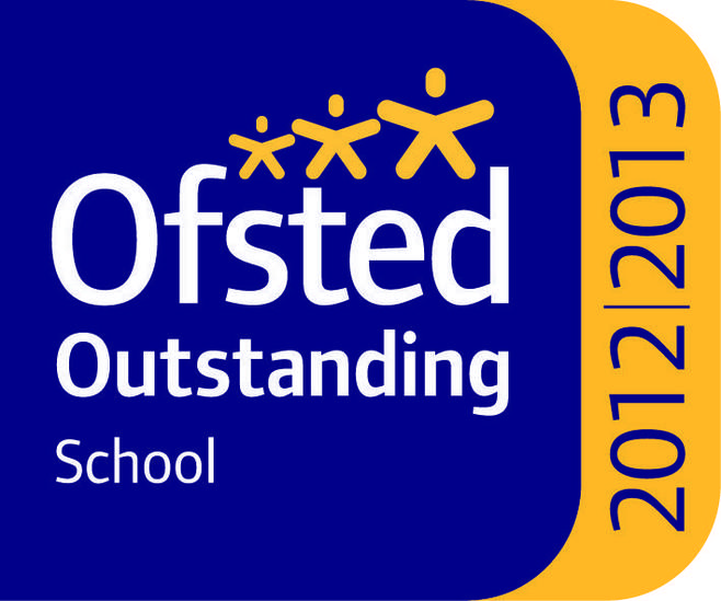 Ofsted Outstanding 2012 - 2013