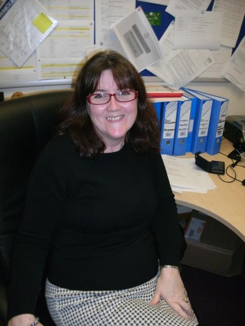 Sally Taylor - Acting Principal