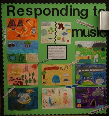 Responding to Music