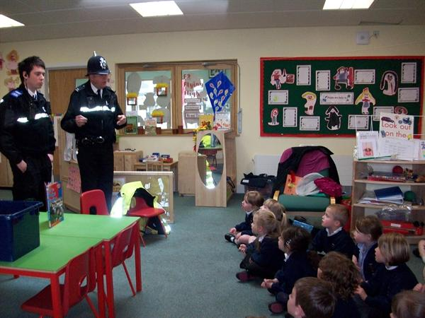The Cotgrave policeman