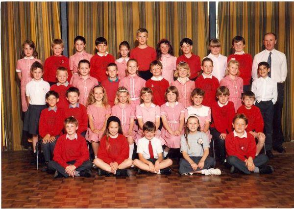 Class Photo from 1992