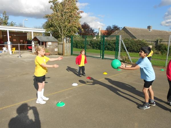 Year 5 Sports Leaders
