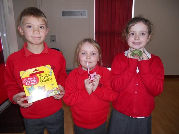 Eco Competition Winners Class Three