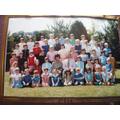 Class photograph, 1985