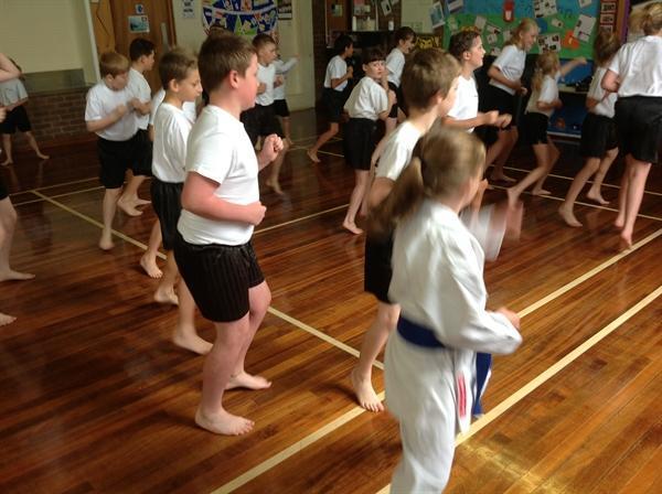 Rydal Karate (Oct 2013)