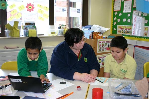 Mrs C Evans-Teaching Assistant