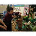 Small world play - Jack and the Beanstalk