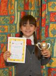 Speakman Cups for Achievement Spring term 2014 2