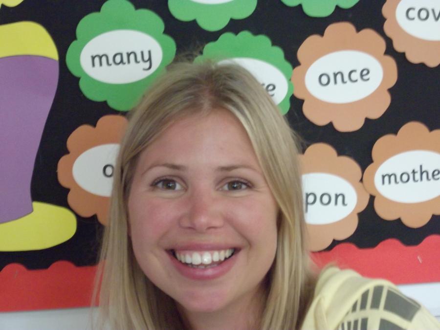 Miss Potts - Year 2 Teacher