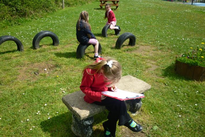 Outdoor Learning :)