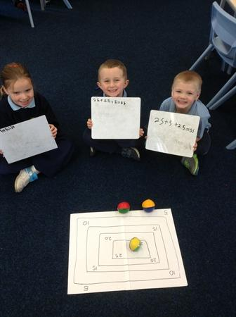 Playing Numeracy games!