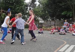 Jubilee Dancing