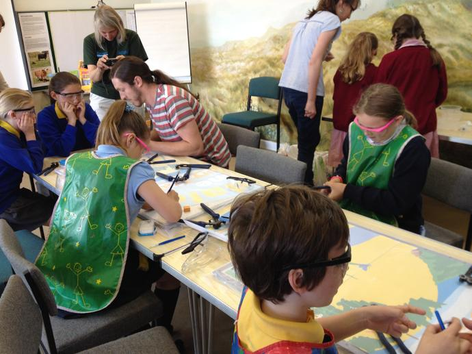 SLP Eco Warriors Project at AInsdale Discovery