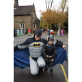 A pair of Batmen