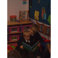 Buddy Reading Year R and 6