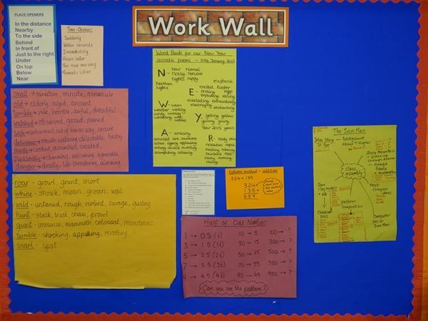 Work Wall