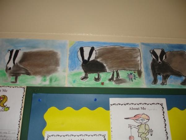 Y4 Writings & Art work
