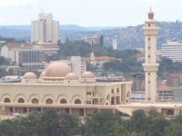 Kampala Uganda Mosque