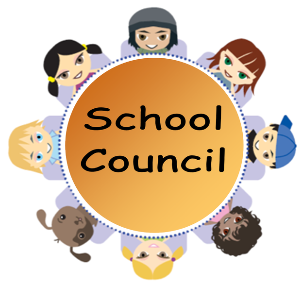 """School Council Mission Statement: """"The purpose of our School Council is to encourage the v"""