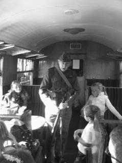 Nene Valley Railway 1940's weekend. Picture 3