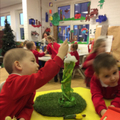 Building and acting out Jack and the Beanstalk
