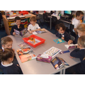 Buddy Reading Year 1 and 3