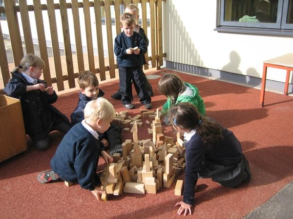 Co-operative play