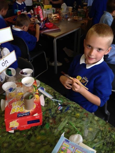 Ellis made a brilliant boat!