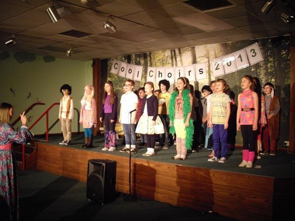 Cool Choirs 2013