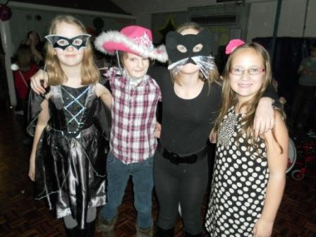 Help for Heroes Disco Years 4-6