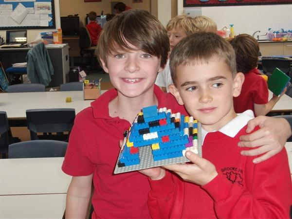 Sam and Jack Have Built Epic Pyramids