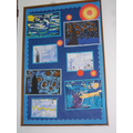 'A Starry Night' Whole School Art
