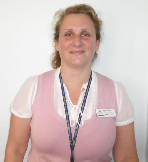 Mrs V Burniston - Senior Learning Mentor