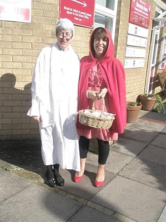 Little Red Riding Hood and Granny